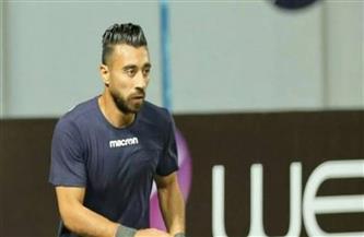 صلاح أمين يقود هجوم وادى دجلة أمام المقاولون في الدوري