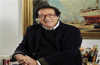 فاروق حسني:  أنا «حالة» .. ولا أرسم إلا إحساسي | حوار
