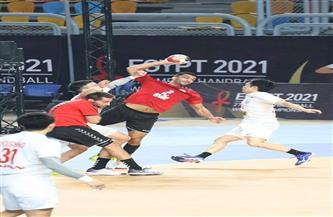 مصر تفوز على اليابان وديًا استعدادًا لمونديال اليد