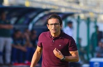 أحمد سامي يجهز سموحة لمواجهة المقاصة في الدوري الممتاز