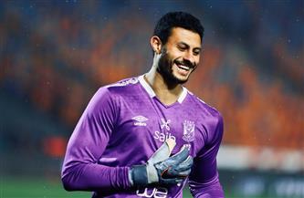 """إيهاب الخطيب: الشناوي لقى """"عمل"""" في المرمى قبل بداية الشوط الثاني من قمة دوري الأبطال أمام الزمالك"""