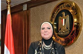 وزيرة التجارة والصناعة ونظيرها السوداني يوقعان مذكرة تفاهم في برنامج الصناعات الصغيرة