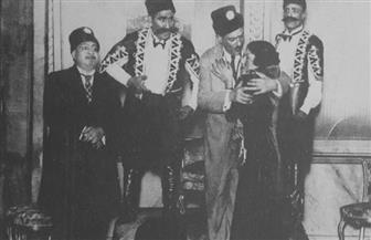 المسرح المصرى يتباهى بـ «شمشون ودليلة » فى «أزبكية» العشرينيات وينقذه خليل مطران فى الثلاثينيات