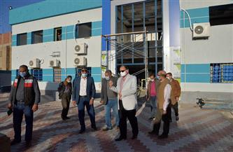محافظ أسيوط: الانتهاء من إحلال وتجديد وإنشاء 26 وحدة صحية بالقرى الأكثر احتياجا  صور