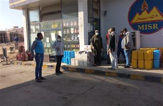 محافظة القاهرة: إغلاق محطة وقود بالأتوستراد في الخليفة لمخالفتها اشتراطات الدفاع المدني
