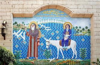 بعد نشر الآثار لها.. تعرف على إيقونات ميلاد السيد المسيح  فى الكنائس الأثرية |صور