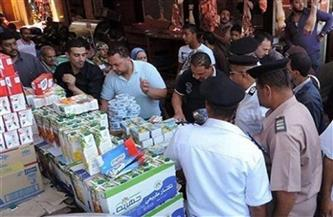 ضبط 90 مخالفة مرافق و55 قضية تموينية في حملة بسوهاج