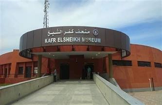 مصرع رئيس حرس شرطة متحف كفر الشيخ في حادث انقلاب سيارة