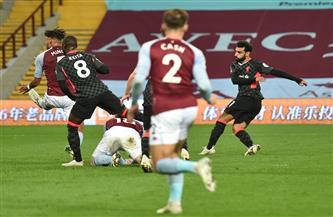 ليفربول يقسو على أستون فيلا برباعية ويتأهل للدور الرابع من كأس الاتحاد