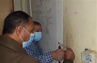 تحرير محاضر لـ727 مواطنًا في بني سويف وغلق 13 مركزًا للدروس الخصوصية