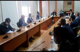 «التمثيل التجاري» يستضيف الاجتماع الأول لمجلس الأعمال المصري السوداني