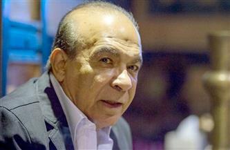 مصدر بمستشفى الهرم: الفنان هادي الجيار في حالة حرجة