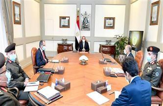 الرئيس السيسي يوجه بالاستغلال الأمثل لتطبيقات القمر المصري (طيبة-1) لصالح قطاع الاتصالات