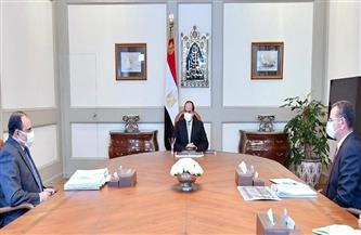 الرئيس السيسي يوجه بتعزيز نهج الدولة لحوكمة وحسن إدارة الأصول لتحقيق الاستغلال الأمثل للموارد