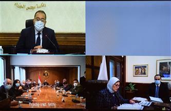 وزير الصحة: تحديات عالمية بملف الأكسجين في ظل ارتفاع الاستهلاك
