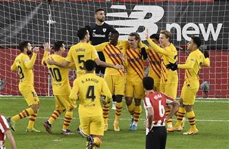 تغيير وحيد في تشكيل برشلونة أمام غرناطة