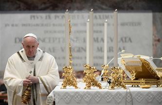"""البابا فرنسيس: """"مندهش"""" من هجوم أنصار ترامب على مبنى الكونجرس"""