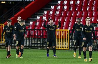 في انتظار ريال مدريد.. تيرشتيجن يقود برشلونة لنهائي السوبر الإسباني