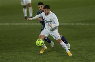 «هازارد» يقود هجوم ريال مدريد أمام أوساسونا