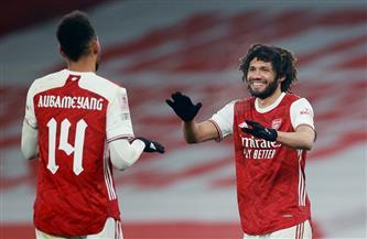 أرسنال يستعيد الانتصارات بفوز جديد على نيوكاسل بمشاركة النني في الدوري الإنجليزي