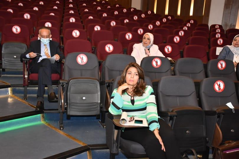 جامعة عين شمس تستضيف اجتماع المجلس الأعلى لشئون الدراسات العليا والبحوث