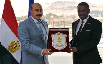 محافظ-أسوان-يستقبل-سفير-جمهورية-ناميبيا- -صور-