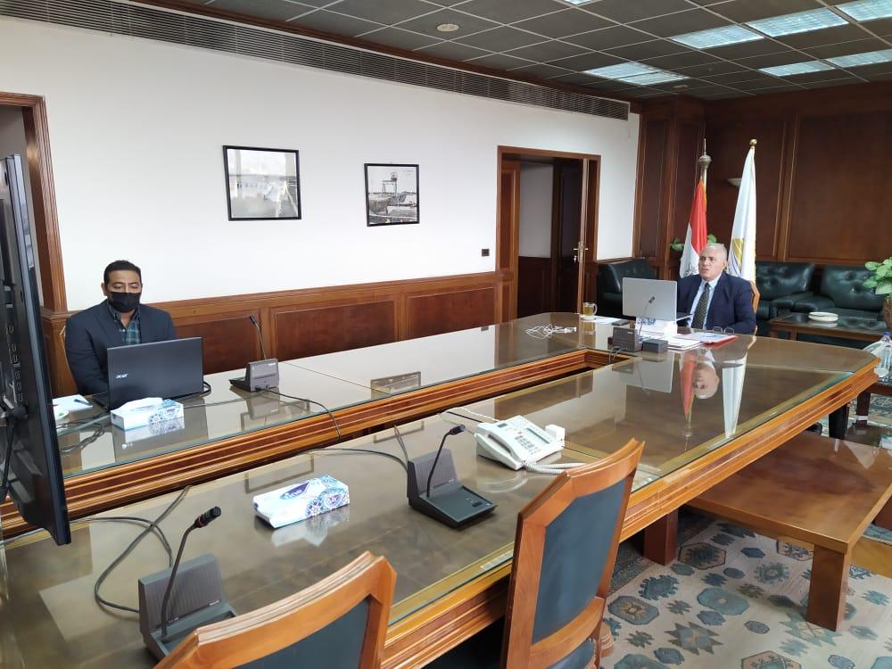 وزير الري أسبوع القاهرة أصبح علامة دولية ومنصة إقليمية للحوار حول قضايا المياه