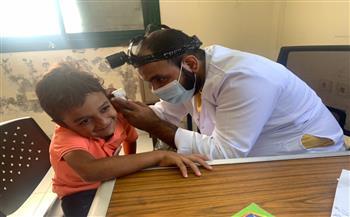 قوافل-طبية-للمواطنين-بالمناطق-النائية-بشمال-سيناء- صور