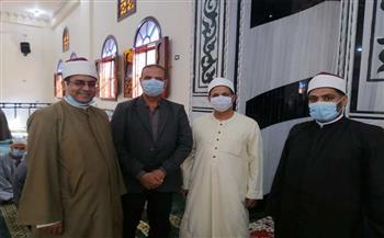 أخبار-كفرالشيخ-افتتاح-مسجدين-بتكلفة--ملايين-و-ألف-جنيه