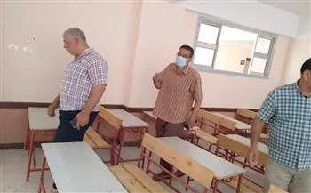 البحر-الأحمر-اليوم--بدء-الدراسة-بمدرسة-حسين-سعيد-الابتدائية-بالغردقة-في-هذا-الموعد-