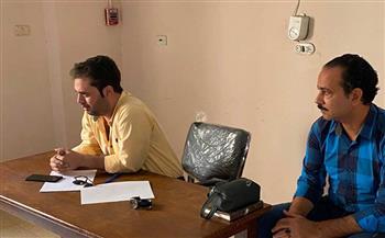 أخبار-كفر-الشيخ-اجتماع-عاجل-لمديري-الإدارات-الصحية-والمتابعة-لمراكز-تلقي-لقاح-كورونا-|صور-