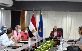 محافظ-أسوان-بدء-مشروع-تطوير-طريقى-كيما-والسماد-خلال-شهر-وتنفيذ-;ممشى-مصر;-بالكورنيش-الجديد