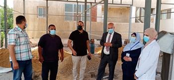 وكيل-;صحة-الغربية-;-يتفقد-أعمال-التطوير-بمستشفى-صدر-طنطا-|صور