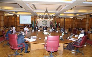 كامل-الوزير-يترأس-اجتماع-المكتب-التنفيذي-لمجلس-وزراء-النقل-العرب-|-صور-