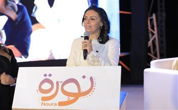 مايا-مرسي-لدينا-إرادة-سياسية-تؤمن-بأن-فتيات-مصر-قادرات-على-تغيير-العالم-|-صور-