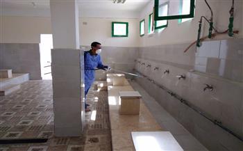 بدء-حملات-الصيانة-والنظافة-والتعقيم-لدورات-مياه-المساجد-استعدادًا-لفتحها-فجر-غدٍ-الأربعاء-|صور