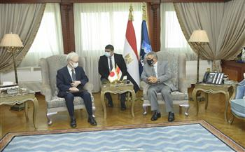--رئيس-هيئة-قناة-السويس-يلتقي-السفير-الياباني-لبحث-سبل-التعاون-المشترك- -صور