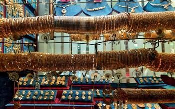 أسعار-الذهب-اليوم-الخميس-في-مصر-عيار--يسجل--جنيها