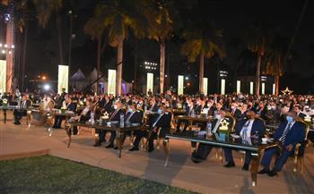 للعام-الثاني-على-التوالي-وفد-من-التنسيقية-يشارك-بمؤتمر-جائزة-مصر-للتميز-الحكومي-|صور