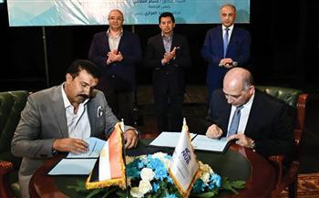 توقيع-بروتوكول-تعاون-بين-جامعة-النهضة-ببني-سويف-والاتحاد-العام-لمراكز-شباب-مصر-بحضور-وزير-الرياضة
