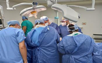 الرعاية-الصحية--نجاح-استئصال-ورم-متقدم-بالبنكرياس-بجراحة- ويبل -لأول-مرة-بمجمع-الإسماعيلية-الطبي