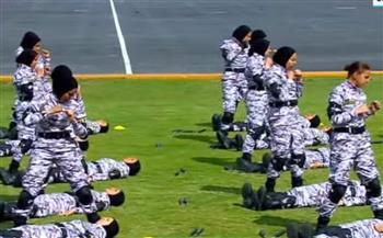 نوران-حسام-تعلمت-بكلية-الشرطة-جميع-الفنون-القتالية-والاعتماد-على-النفس