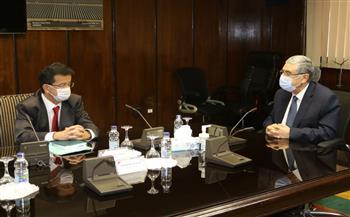 وزير-الكهرباء-يبحث-سبل-دعم-وتعزيز-التعاون-مع-ليكيلا-باور-العالمية
