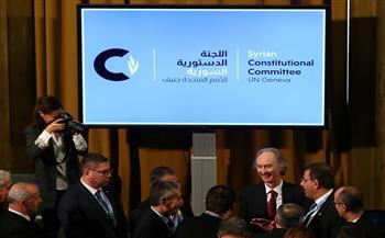 المبعوث-الأممي-لسوريا-اجتماع-اللجنة-الدستورية-السورية- محبط-للغاية