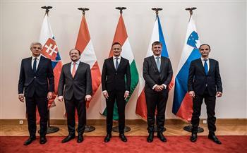 وزراء-خارجية-وسط-أوروبا-يبحثون-آثار-جائحة- كورونا