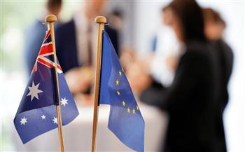 أستراليا-الاتحاد-الأوروبي-يؤجل-محادثات-بشأن-التجارة-الحرة-للمرة-الثانية-تعبيرا-عن-التضامن-مع-فرنسا