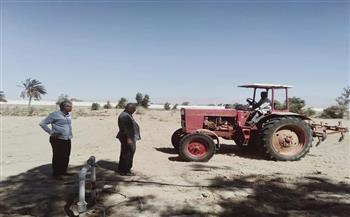 زراعة-جنوب-سيناء-تعيد-تأهيل-الحقل-الإرشادي-بمدينة-الطور -صور-