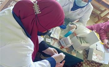 فحص-أكثر-من-١٥٠-ألف-طالب-ضمن-المبادرة-الرئاسية-لعلاج-أمراض-سوء-التغذية-بالشرقية- صور
