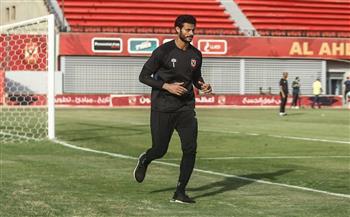 أخبار-الأهلي-محمد-الشناوي-يبدأ-تدريبات-الجري