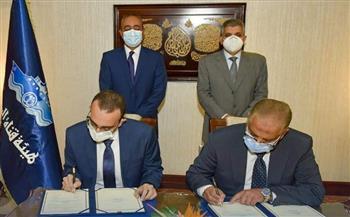 توقيع-بروتوكول-تعاون-مشترك-بين-هيئة-قناة-السويس-ومحافظة-الإسماعيلية- -صور